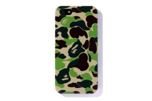 A Bathing Ape ABC I PHONE 5 CASE