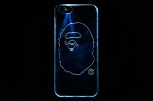 A Bathing Ape BAPE iPhone 5 FLASH FILM
