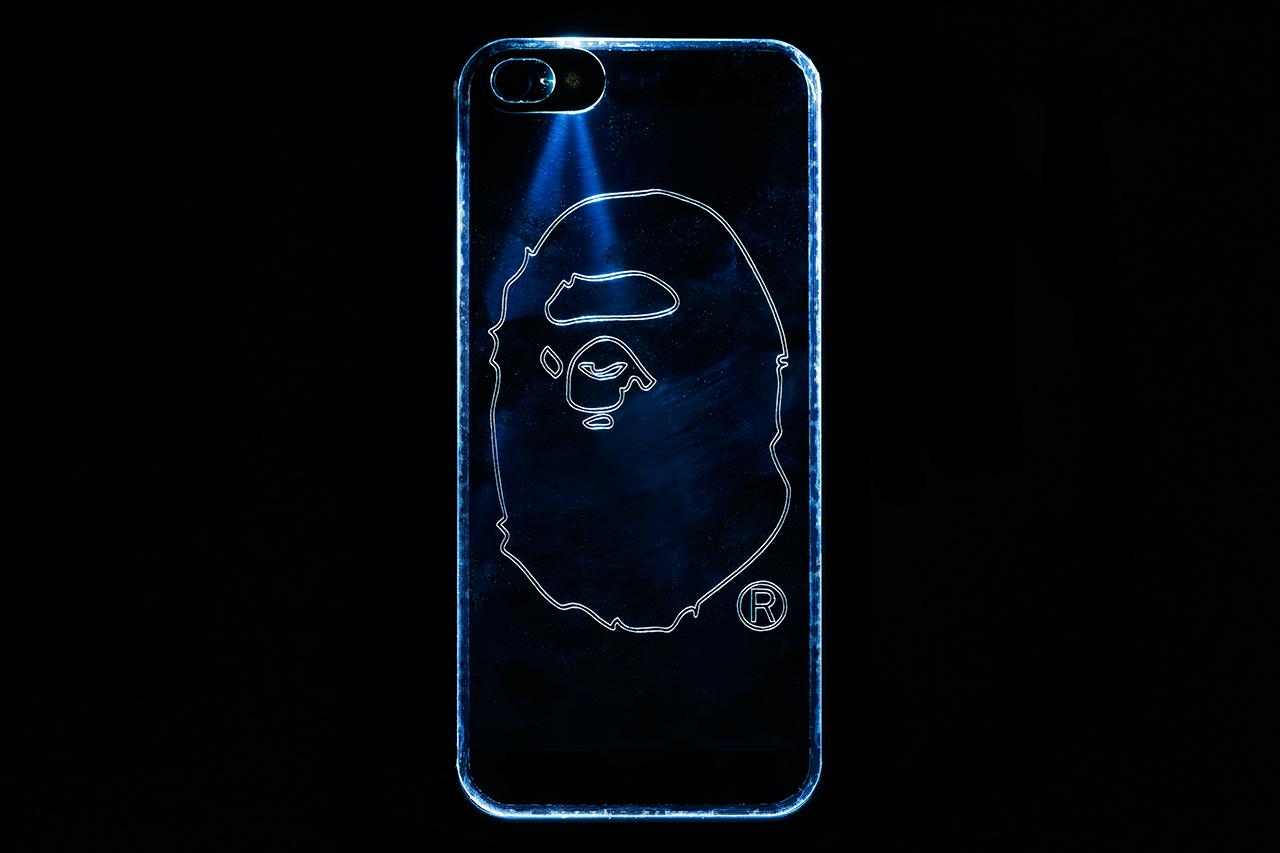 A Bathing Ape BAPE iPhone 5 FLASH FILM