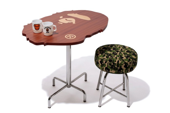 A Bathing Ape CAFE COLLECTION