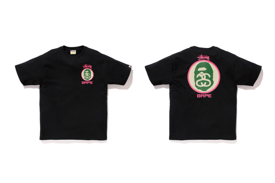 "A Bathing Ape x Stussy 2013 Fall/Winter ""Ill Collaboration"" Collection"