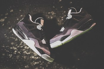 "A Closer Look at the Air Jordan 4 Retro ""Fear"""