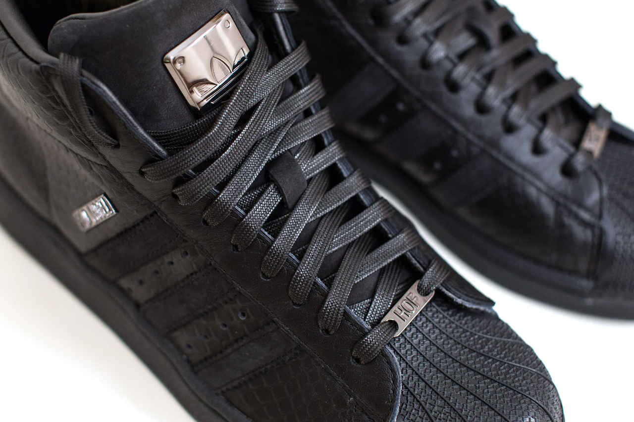 a closer look at the big sean x adidas originals pro model ii hall of fame