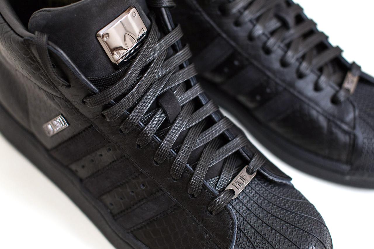 """A Closer Look at the Big Sean x adidas Originals Pro Model II """"Hall of Fame"""""""