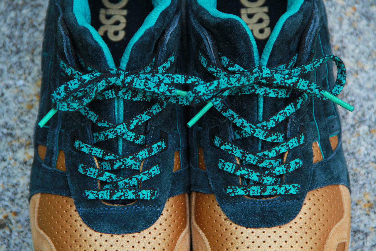 """A Closer Look at the Concepts x ASICS Gel Lyte III """"Three Lies"""""""