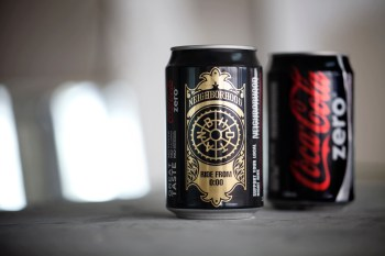 A Closer Look at the NEIGHBORHOOD x Coca-Cola Zero Cans