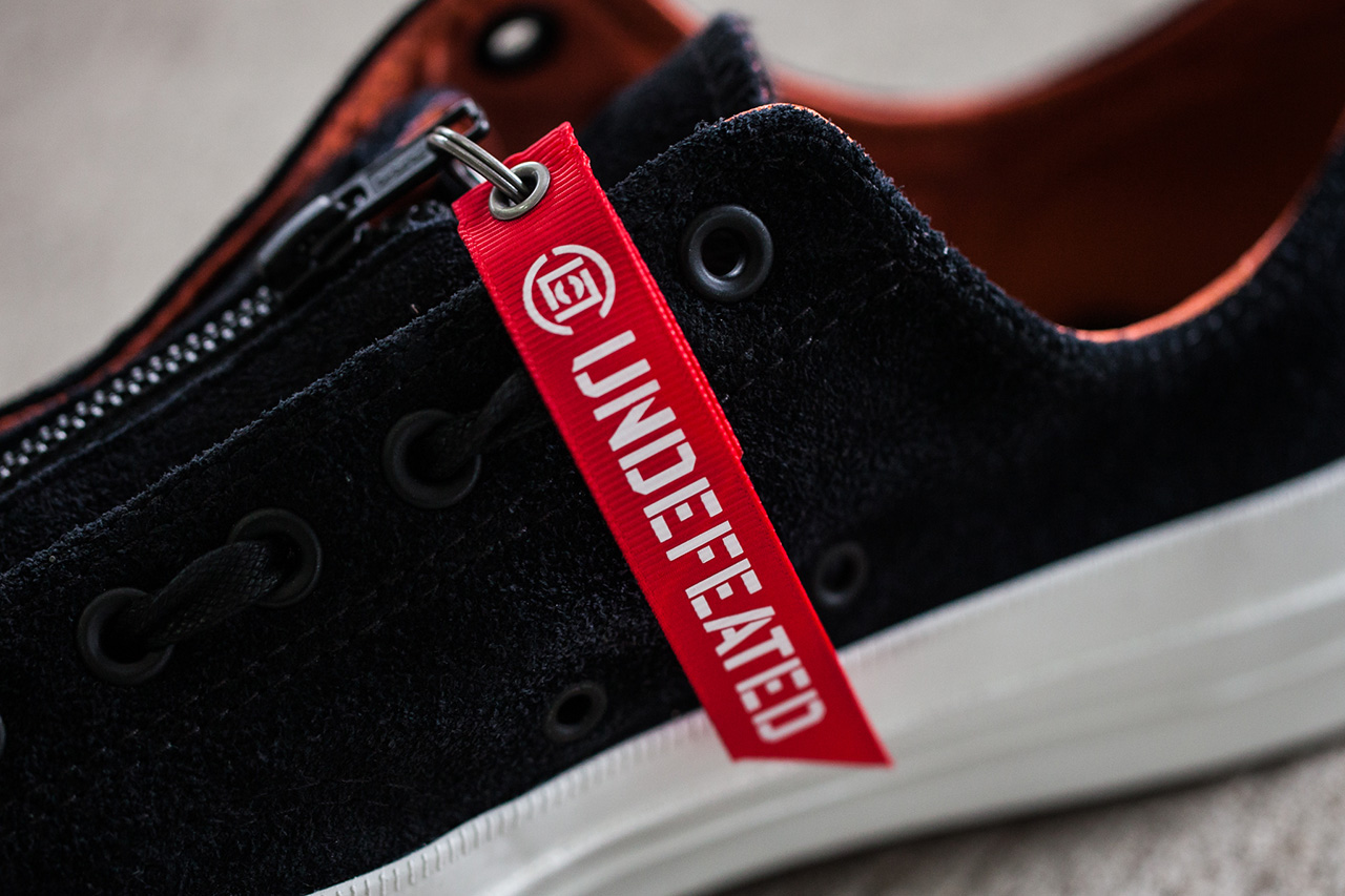 a closer look at the undefeated x clot x converse first string 2013 chuck taylor all star