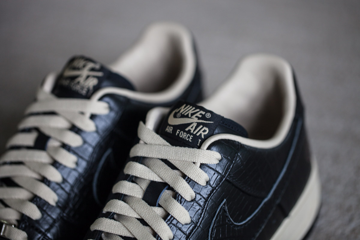 """A Closer Look at the Nike Air & Lunar Force 1 Low """"FRAGMENT"""" Pack"""
