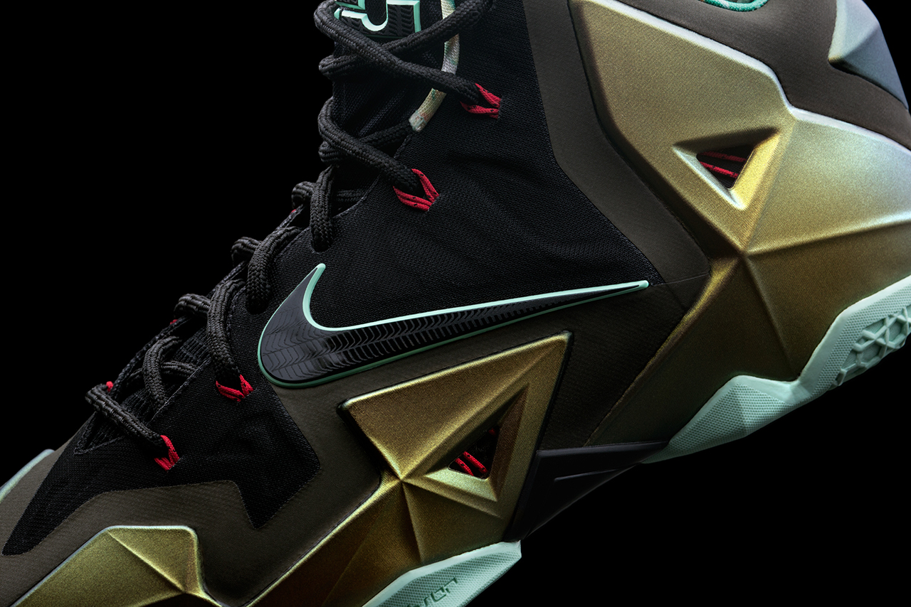 A Detailed Look at the Nike LeBron 11