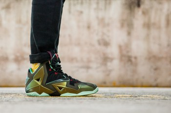 A Further Look at the Nike LeBron 11: Are You Copping?