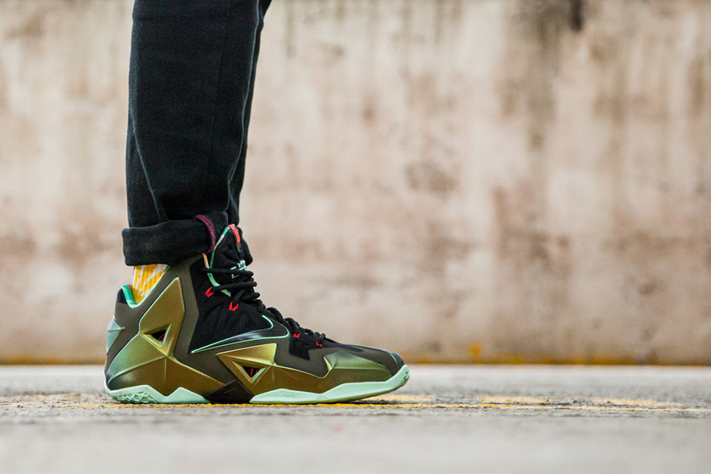 a further look at the nike lebron 11 are you copping