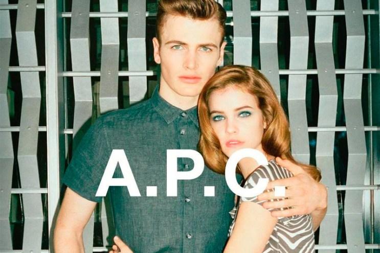 A.P.C. 2013 Fall/Winter Campaign