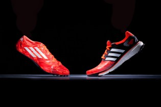 "adidas Running ""Impact Camo"" Pack featuring the Energy BOOST and adizero Prime SP"