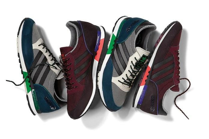adidas Originals 2013 Fall/Winter Phantom Pack