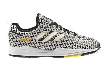 "adidas Originals 2013 Fall Tech Super ""Black/White/Yellow Ray"""