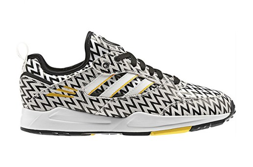 "adidas Originals 2013 Fall Tech Super ""Black/White/Yellow Ray"""