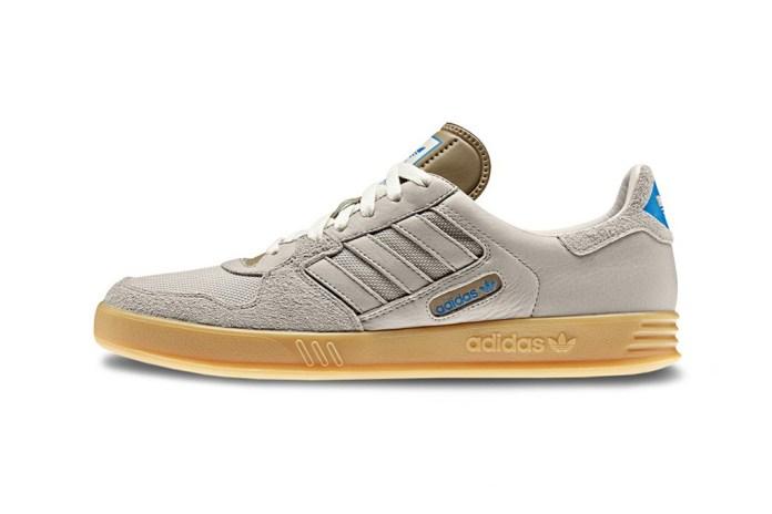 """adidas Originals Tennis Court Top """"Bliss & Bluebird"""""""