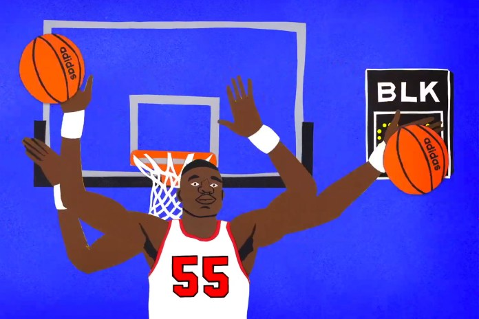 adidas Originals: The House of Mutombo - The Courts