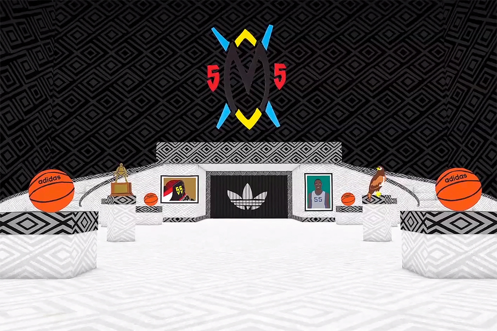 adidas Originals: The House of Mutombo - The Journey