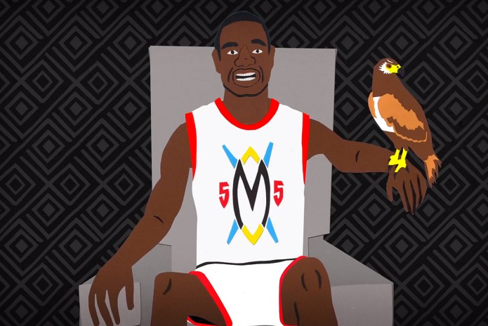 adidas Originals: The House of Mutombo - The Legacy