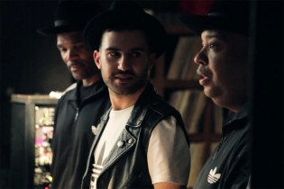 adidas Originals Unites Run DMC and A-Trak