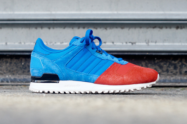 adidas ZX700 Blue/Red