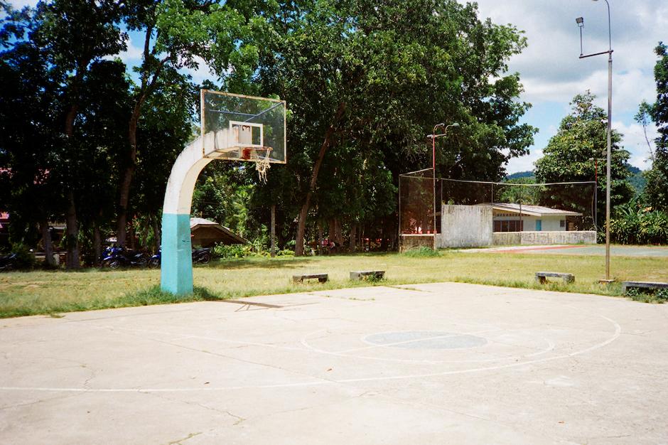 Adrian Skenderovic's Photo Essay on Neglected Basketball Hoops