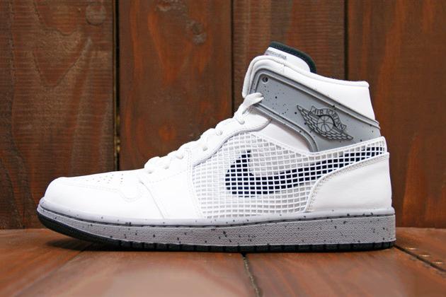 Air Jordan 1 Retro '89 White/Cement Grey-Black Preview