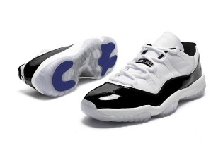 "Air Jordan 11 Retro Low ""Concord"" Preview"