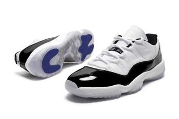 """Air Jordan 11 Retro Low """"Concord"""" Preview"""