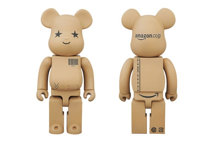 Amazon.co.jp x Medicom Toy 100% & 400% Bearbricks