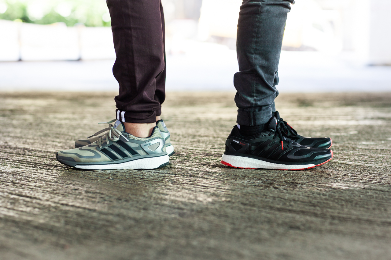 An Exclusive Look at the adidas Energy BOOST Pure