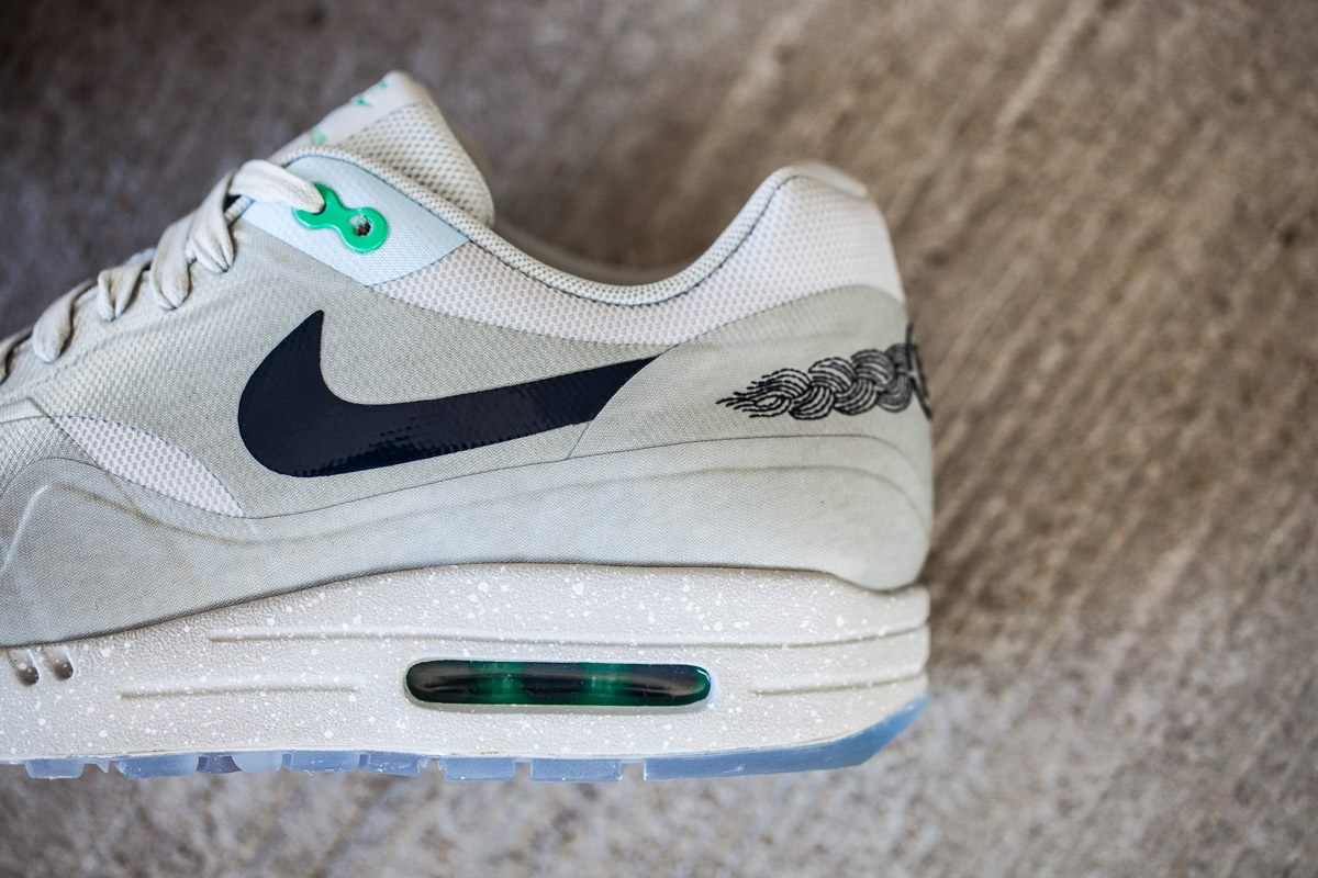 An Exclusive Look at the Nike Air Max 1 CLOT SP