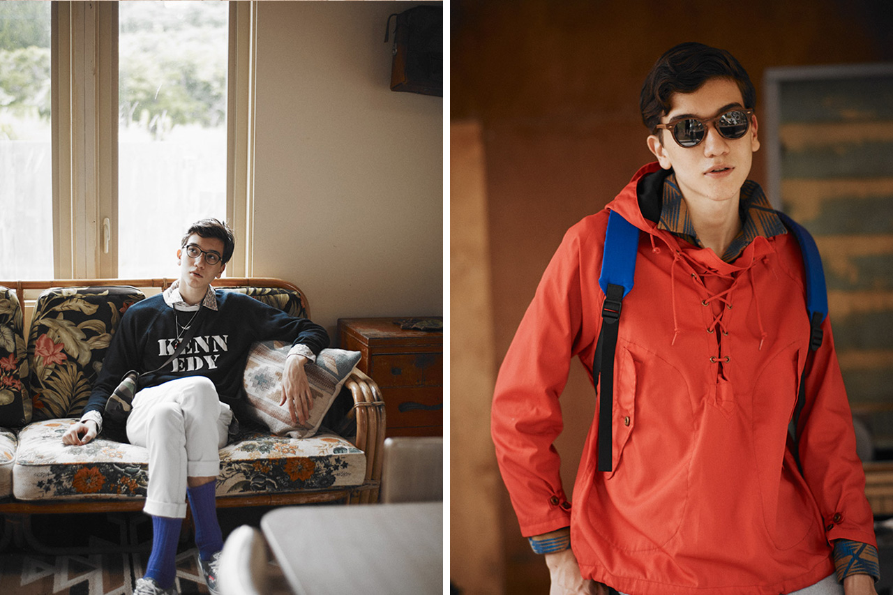 "And A 2013 Fall/Winter ""Town and Country"" Lookbook"