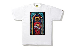 "A$AP Ferg x A Bathing Ape ""TrapLord"" T-Shirt"