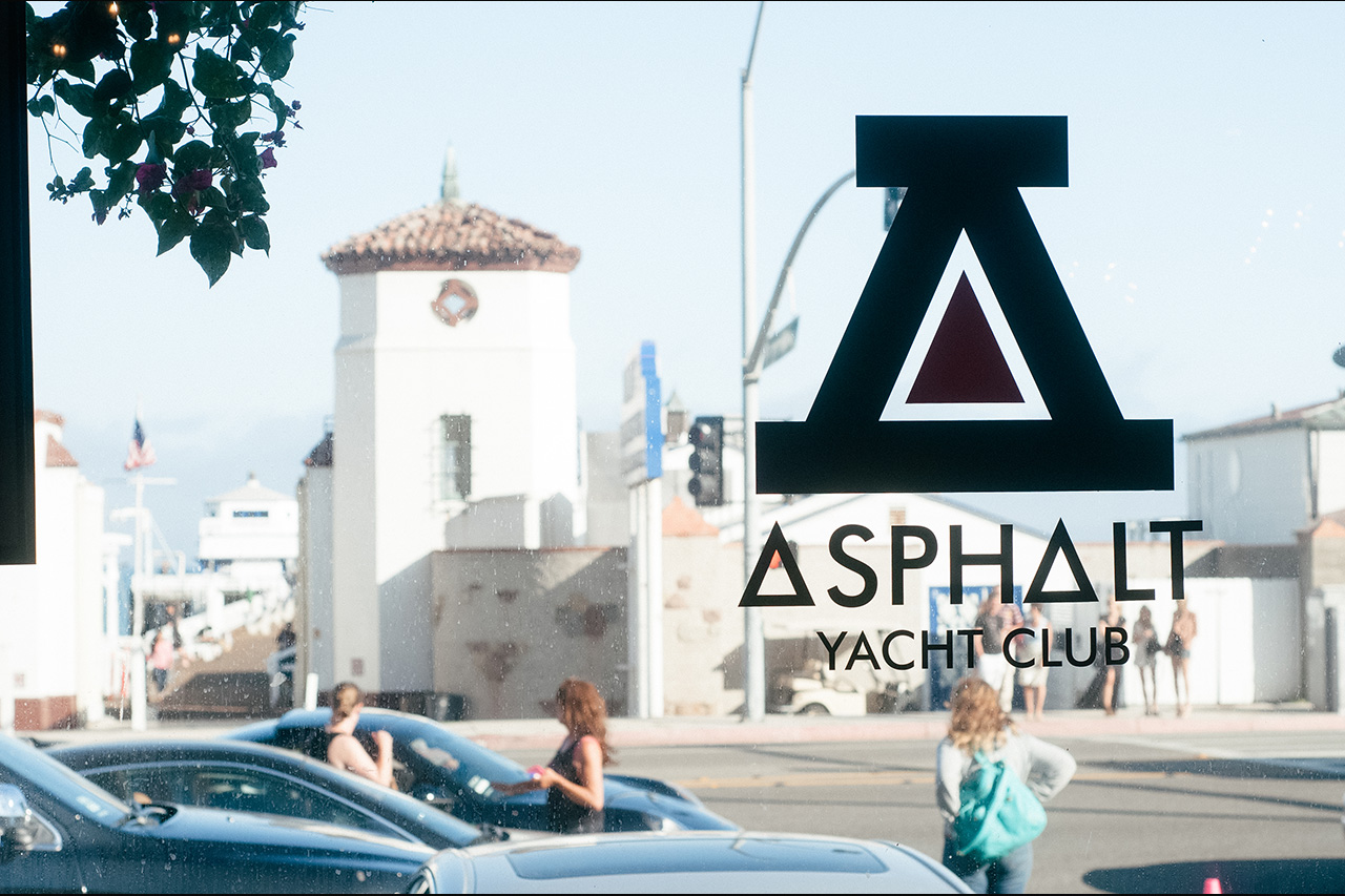 Asphalt Yacht Club Los Angeles Launch Recap
