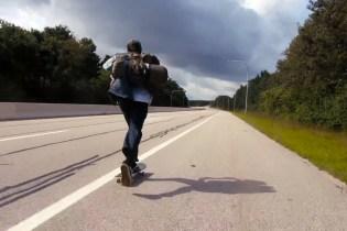 Backstreet Atlas: Skateboarding From Boston to New York