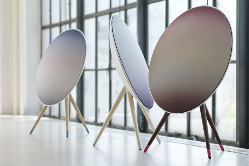 """Bang & Olufsen BeoPlay A9 AirPlay Music System """"Nordic Sky Edition"""""""