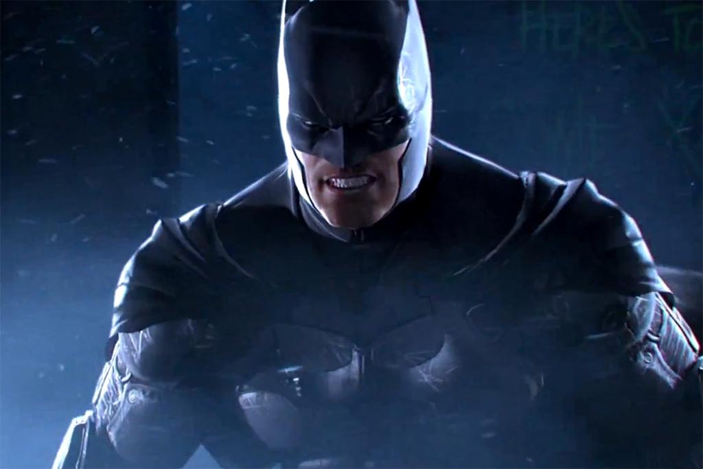 "Batman: Arkham Origins ""Nowhere to Run"" Trailer"