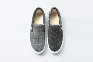 Beauty & Youth x Vans 2013 Fall/Winter Harris Tweed Pack