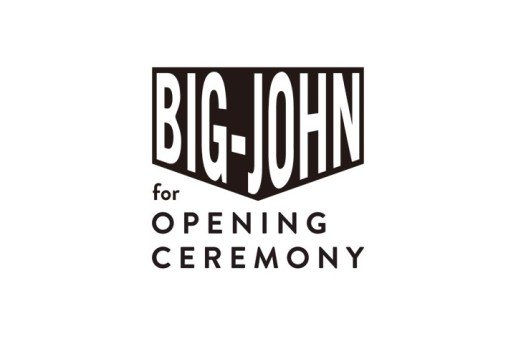 Big John x Opening Ceremony Collaboration Announcement