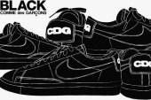 BLACK COMME des GARCONS x Nike Blazer Low Premium CDG SP Preview
