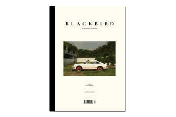 "Blackbird Vol. 01 ""Racing Blood"""