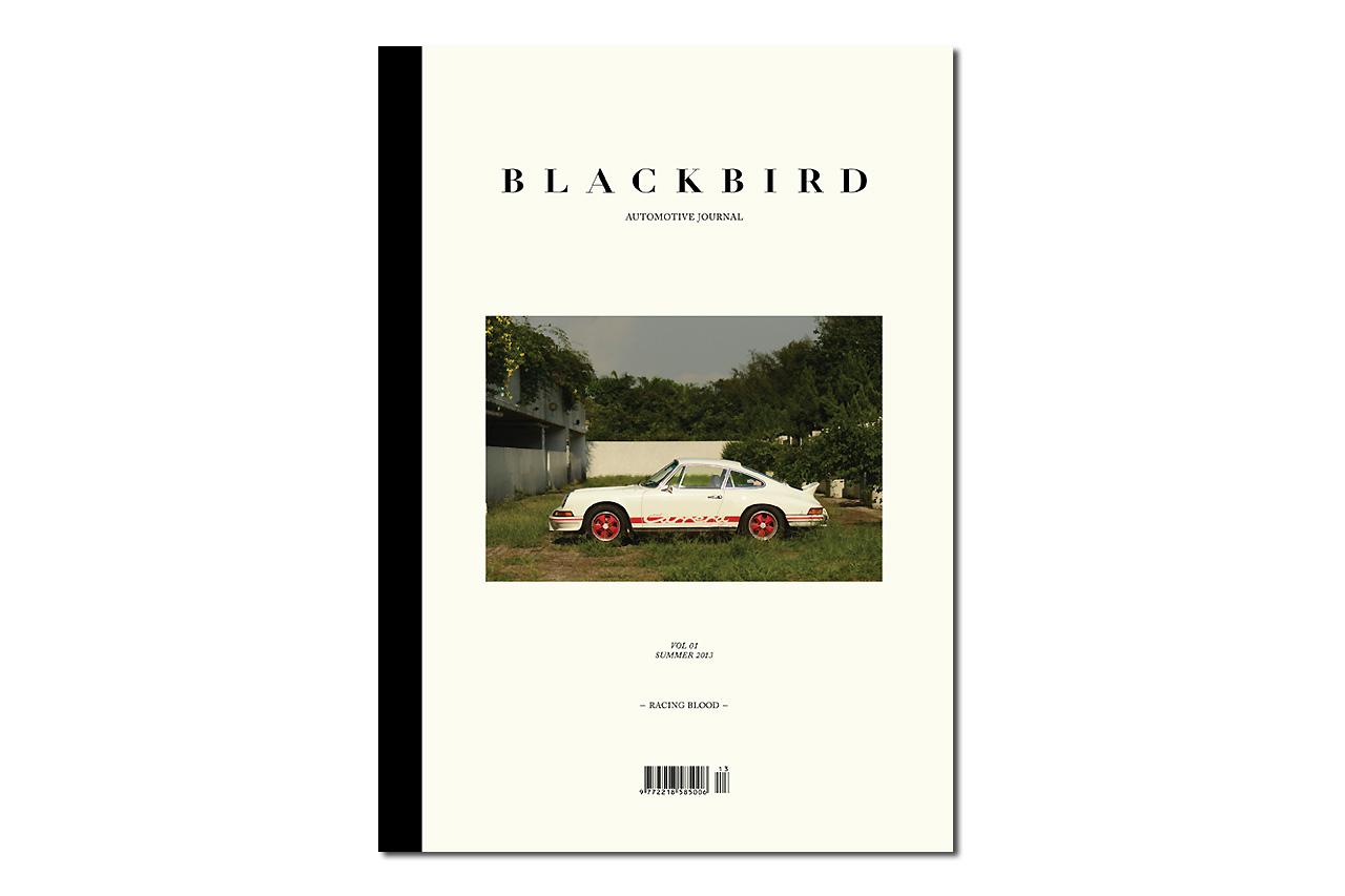 "Blackbird Vol. 01 ""Racing Blood"""