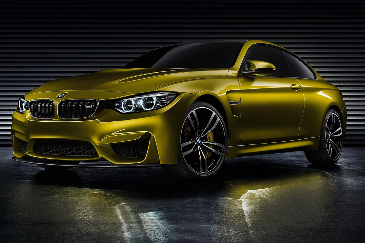 BMW Unveils the M4 Concept