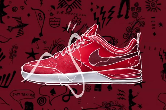 Brian Anderson on the Design of His Nike SB Signature
