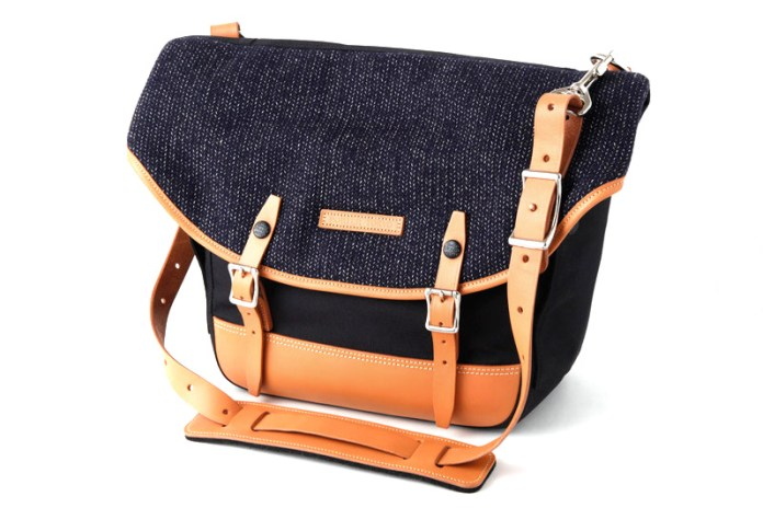 Brown's Beach Jacket x Porter Mail Bag