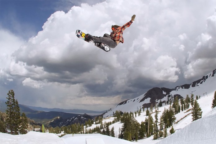 Burton Presents [SNOWBOARDING] Trailer