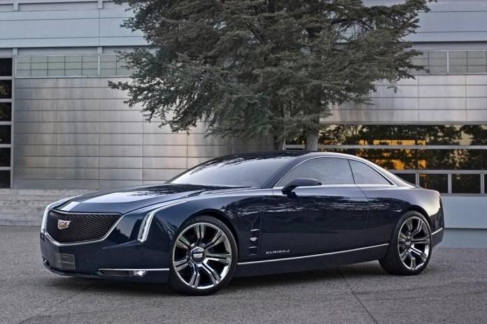 Cadillac Unveils the Elmiraj Concept Coupe