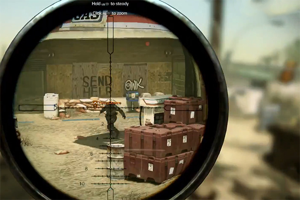 Call of Duty: Ghosts Unveils Its Multiplayer Gameplay with New Eminem Track